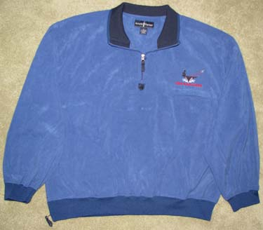 USS Saratoga Golf Jacket